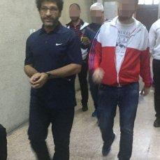 Detained Judge Murat Arslan