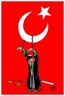 endangered lawyers in turkey