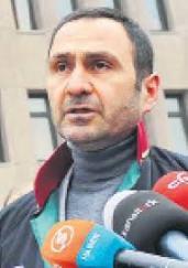 Lawyer H.Basri Aksoy