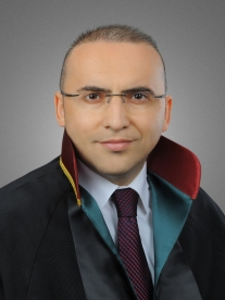 Lawyer Orhan Ongoz, President of Trabzon Bar Association (2014-2016)