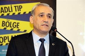 Yalçın Büyük, president of the IFM