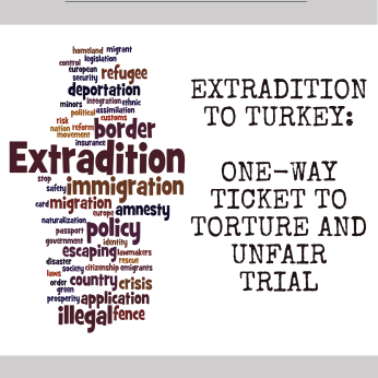 Extradition to Turkey: One-Way Ticket to Torture and Unfair Trial