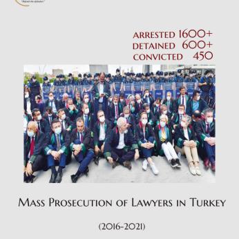 Mass Prosecution of Lawyers in Turkey